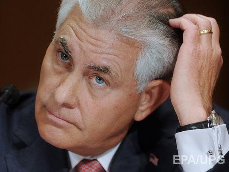 Будущий госсекретарь США Тиллерсон боится  восстановления  Российской Федерации