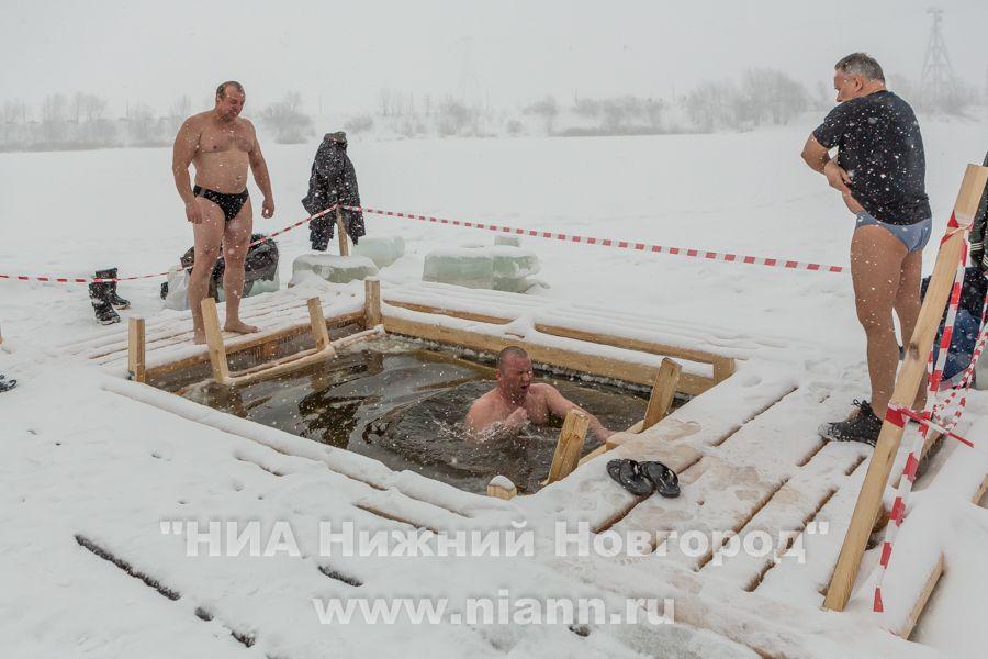 75 крещенских купален готовят вНижегородской области