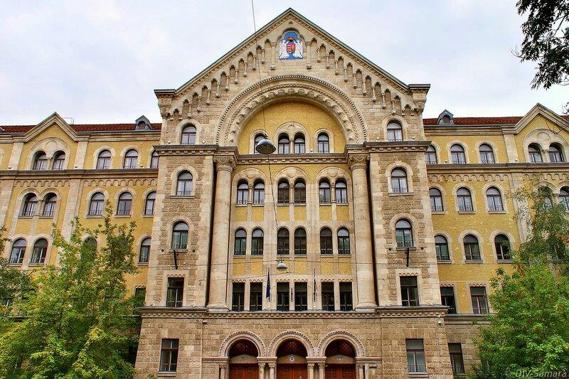Центральный районный суд Пешта в Будапеште