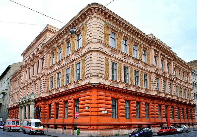Высшая школа экономики в Будапеште