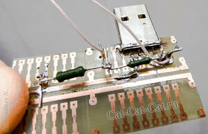 Схема самодельного USB-тестера, измеритель емкости Li-ion аккумулятора 18650