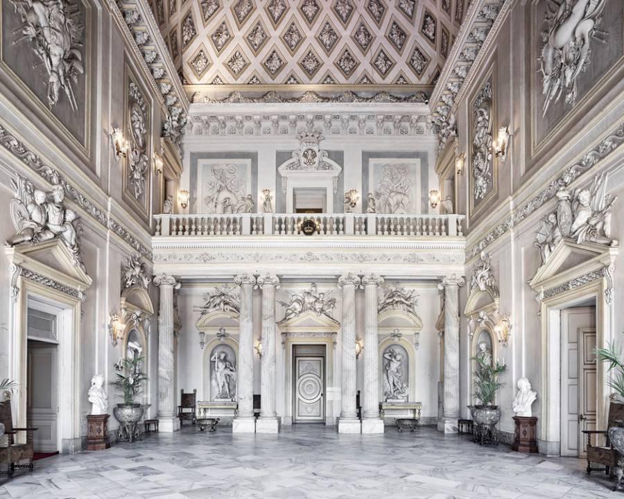 Итальянская архитектура в снимках David Burdeny