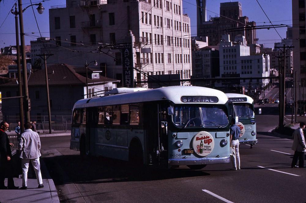 Чикаго, 1964 год.