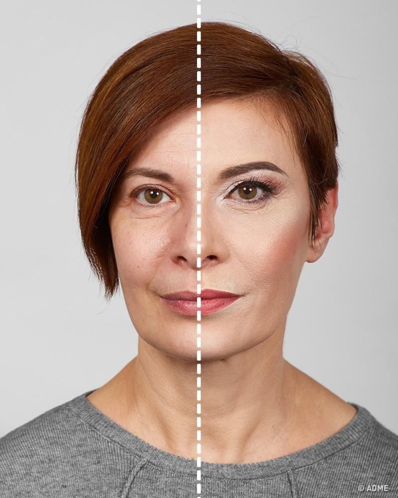 Для того чтобы макияж губ держался дольше, мыиспользуем профессиональный карандаш для губ ипрорисо