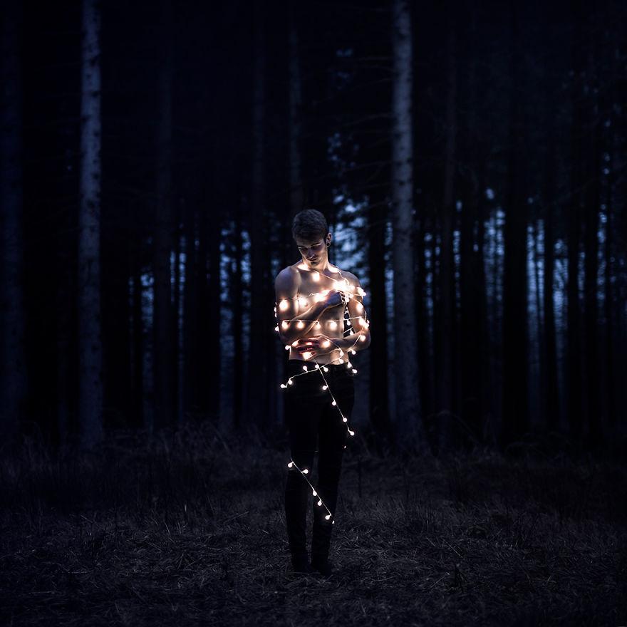 Фотограф Михал Загорнацки, когда отказался от фотошопа, нашёл красоту файн-арт фотографии