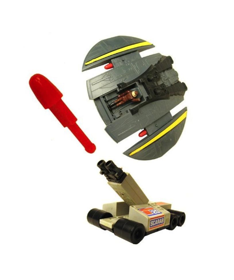 Aqua Dots В 2007 году канадская компания Spin выпустила детскую игрушку для творчества Aqua Dots. По