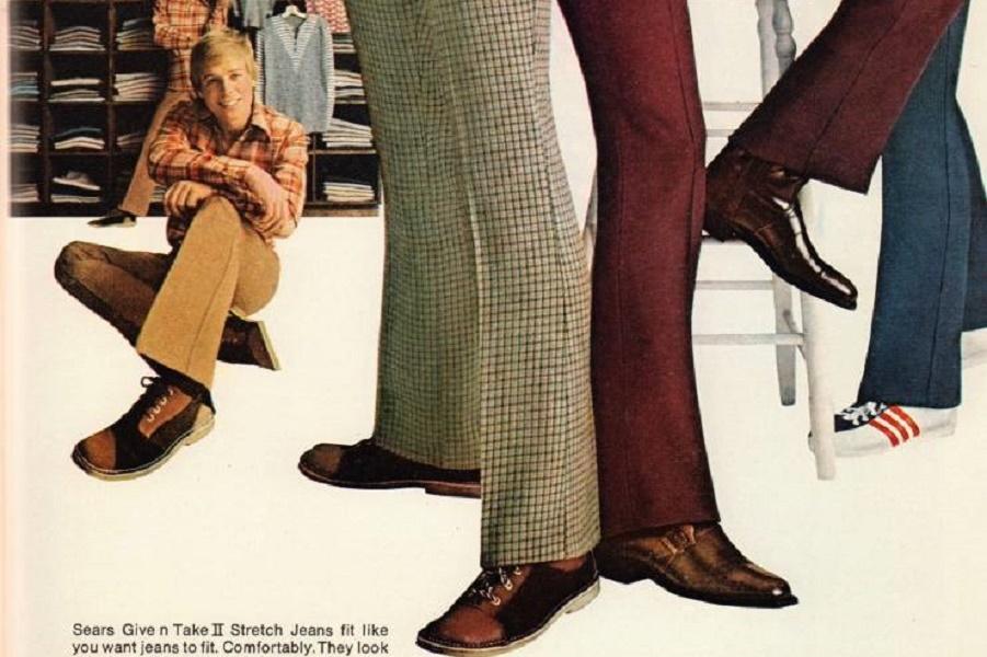 Мужская мода в Playboy 1966-1977