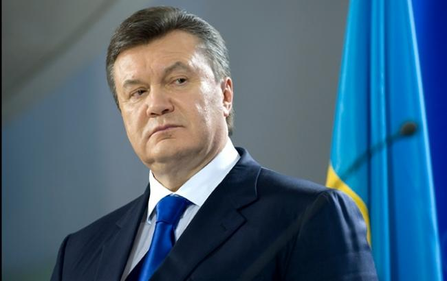 Янукович уверен, что унего множество единомышленников вУкраинском государстве