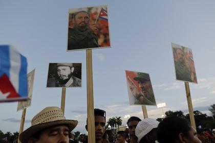 Чтобы недопустить культа Фиделя Кастро, наКубе ограничили использование его имени