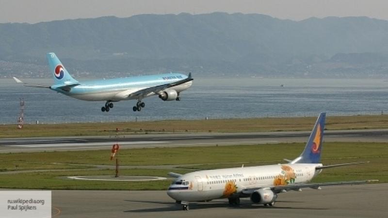 Два человека погибли при крушении самолета в КНР