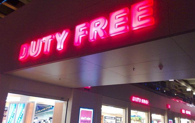 Впермском аэропорту открылся Duty Free