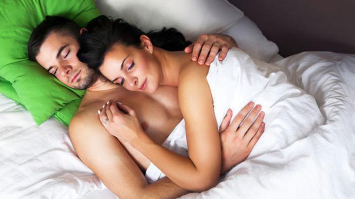 Супругам довольно секса раз внеделю— Ученые