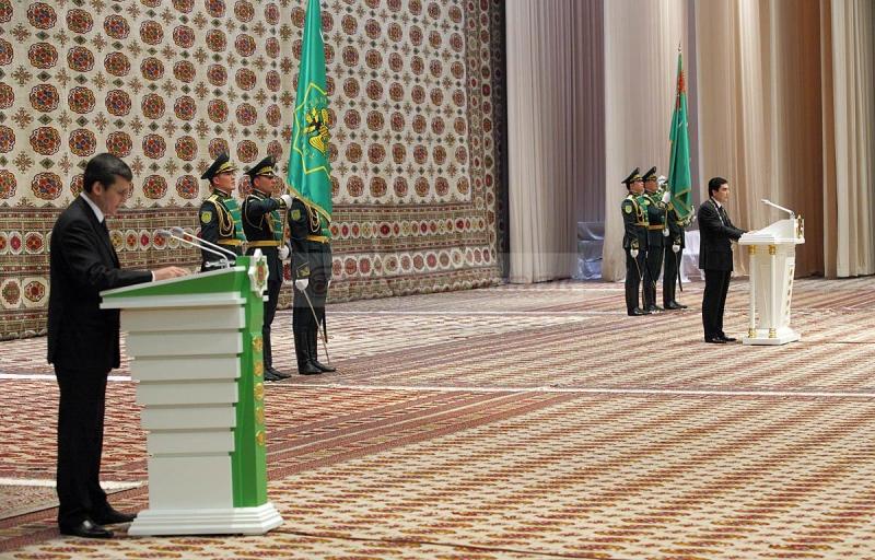 ЦИК Туркменистана официально подвела результаты президентских выборов