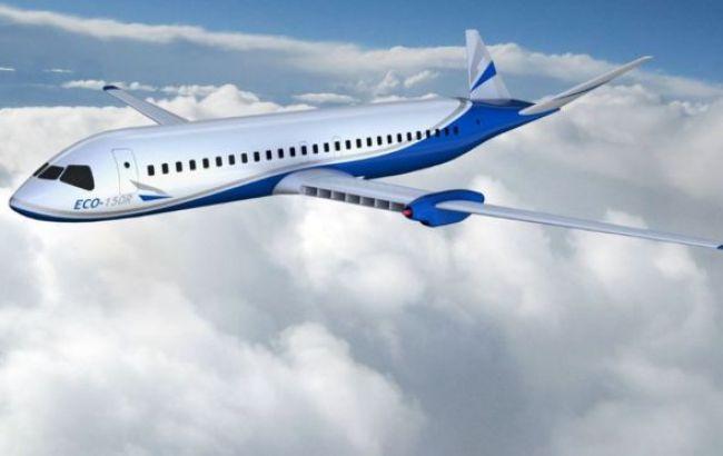 Boeing 737 хотят заменить наэлектрический лайнер