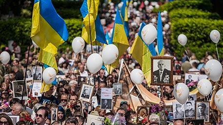 Украина впоследний раз отпразднует День Победы