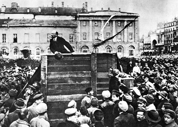 17.05.2017 14:09. В российском обществе еще силен дух большевиков