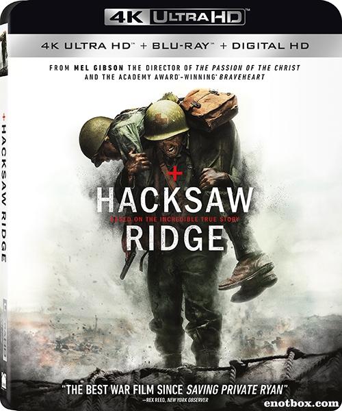По соображениям совести / Hacksaw Ridge (2016/BDRip/HDRip)