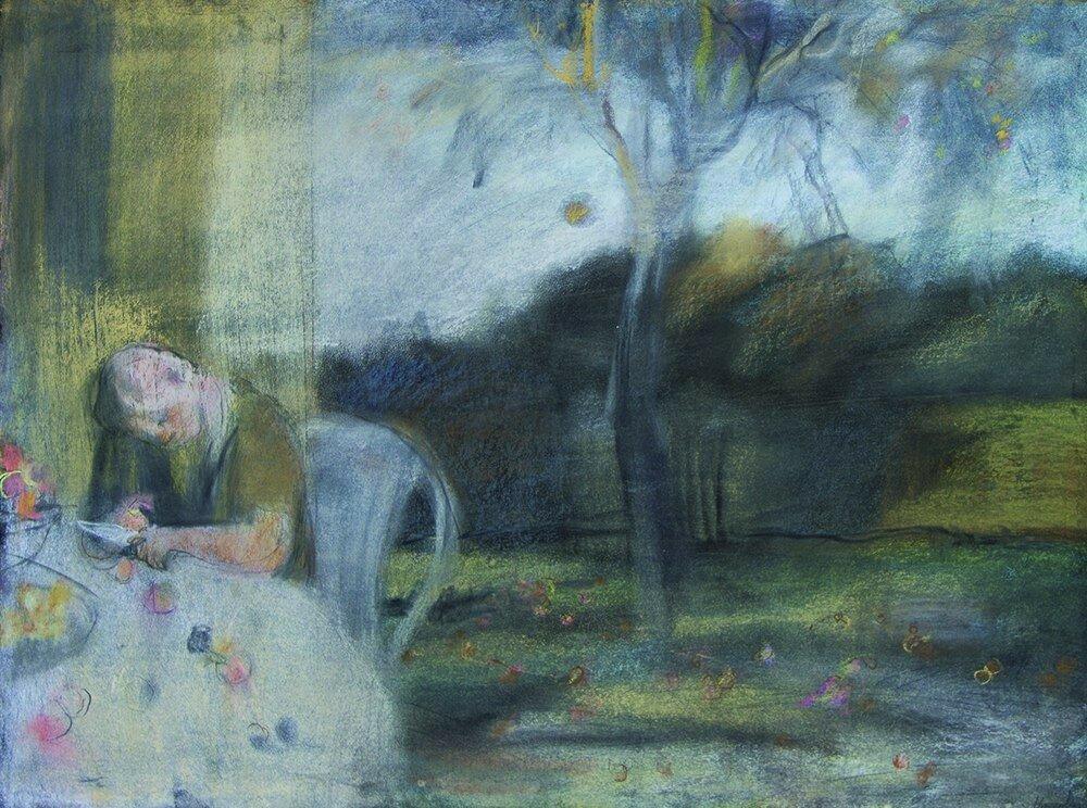 """""""Детство есть у всех."""" Елена Евгеньевна Утенкова-Тихонова (1965)"""