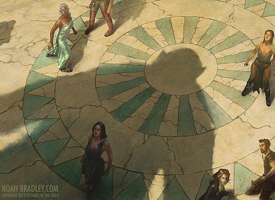 Cool Concept Illustrations by Noah Bradley