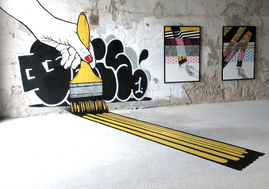 Second Edition of Urban Art Fair Paris