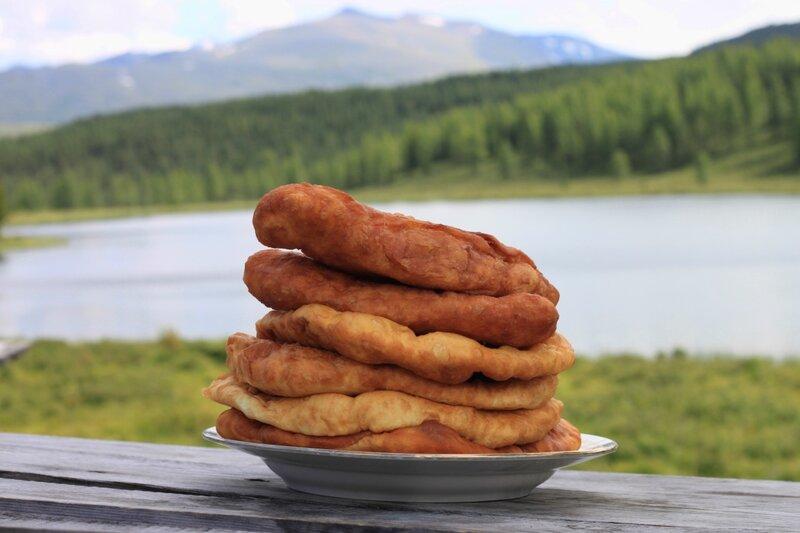 Алтай – лепешки (Altai - flat cakes)