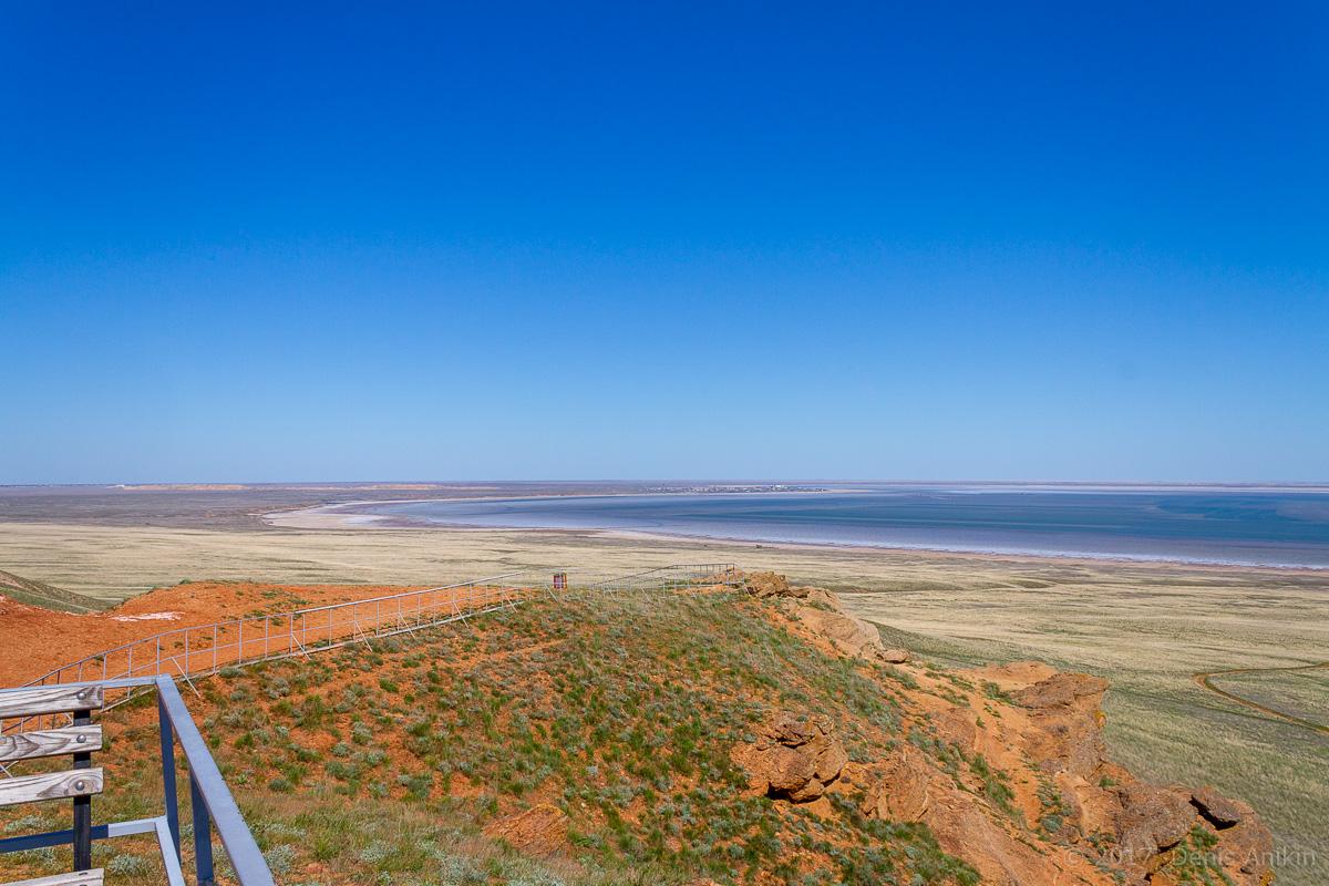 Озеро Баскунчак фото 1