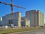 Строительство прогимназии на Авиаторов 2005 год #солнцево