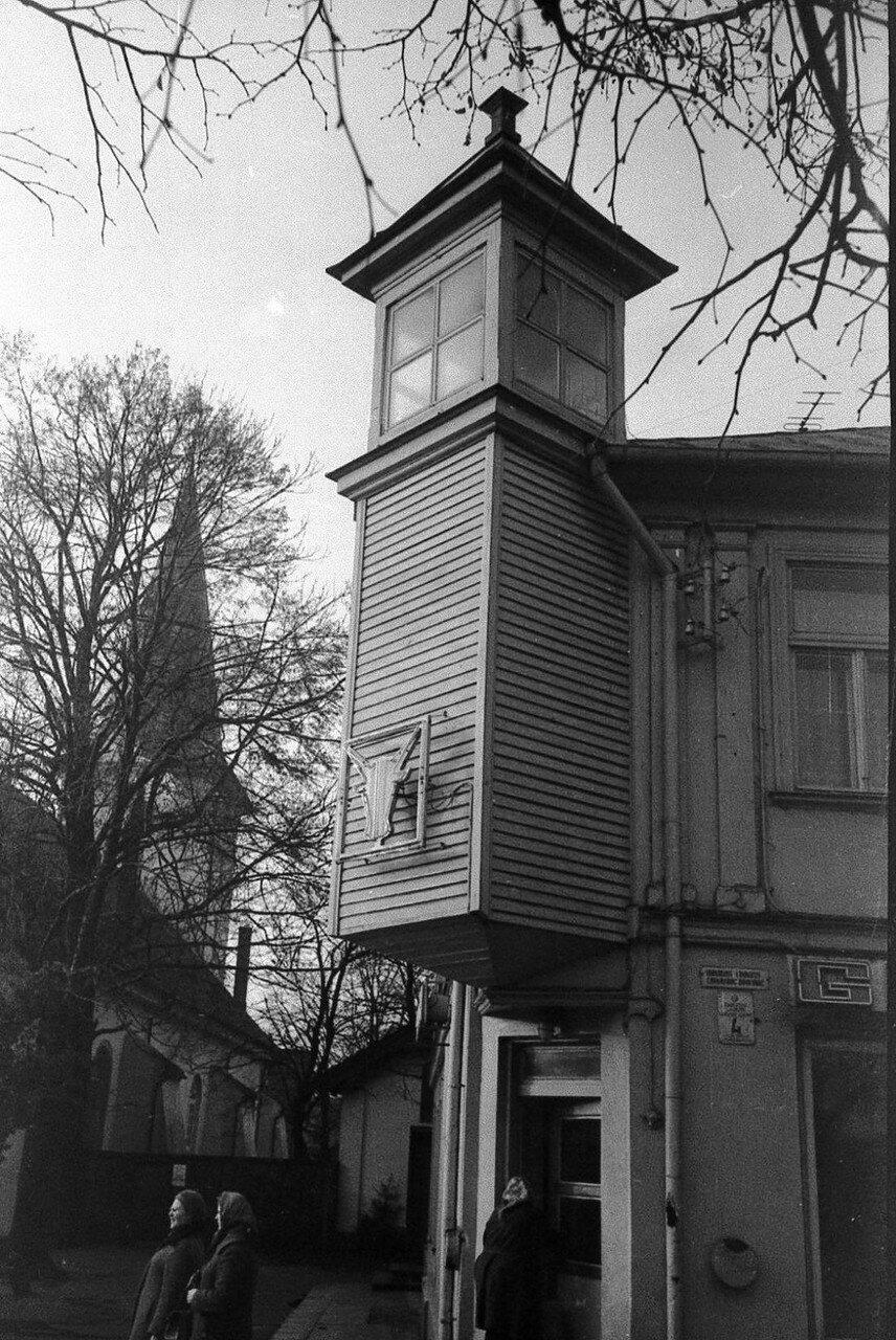 НАШ АДРЕС СОВЕТСКИЙ СОЮЗ. Рига. 1970 г. Фото Николая Бродяного.jpg
