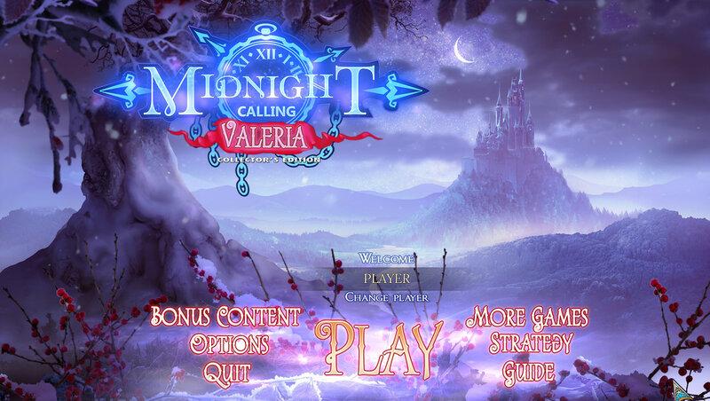 Midnight Calling: Valeria CE