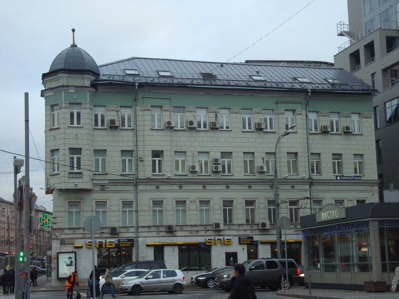 Москва. Садово-Сухаревская ул., д.2/34