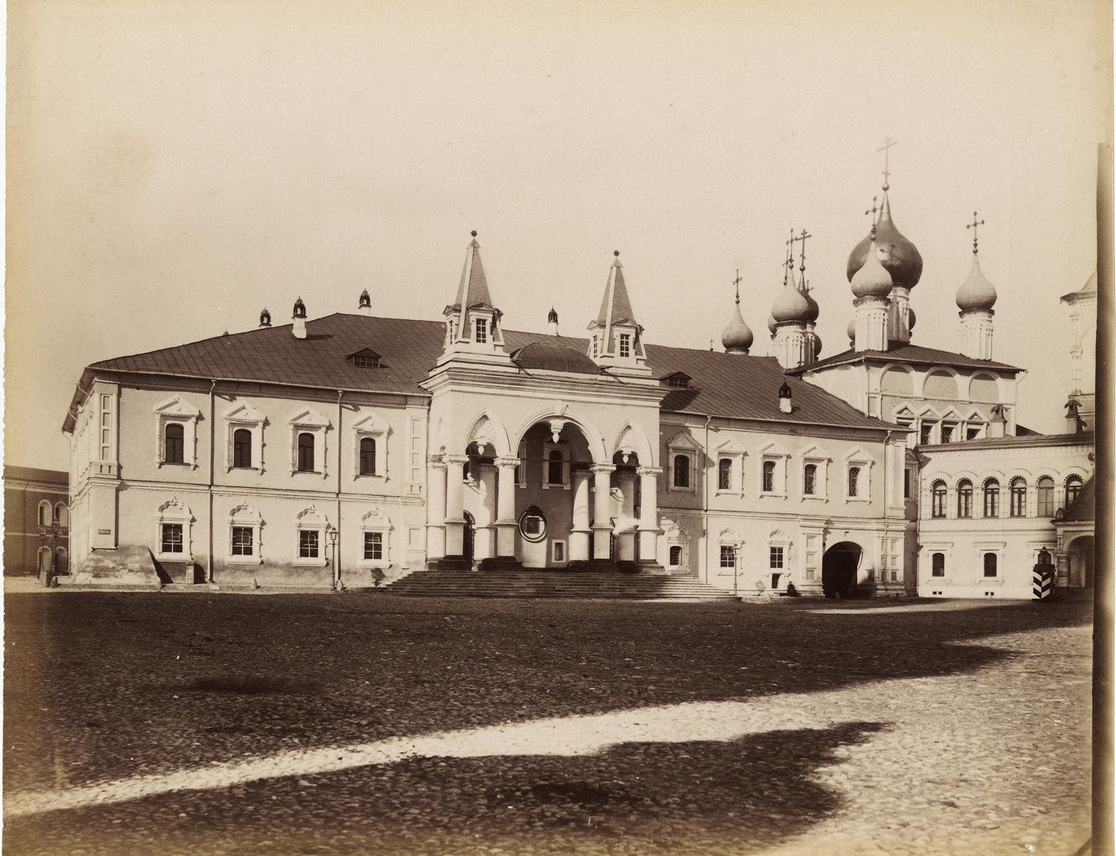 Кремль. Чудов монастырь