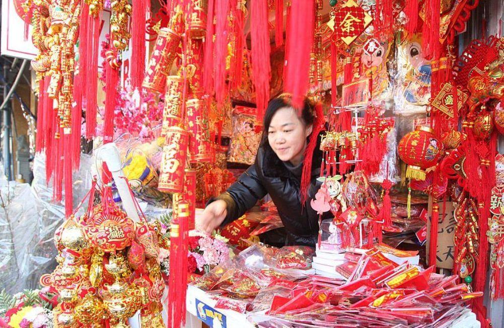 Когда в китае китайский новый год