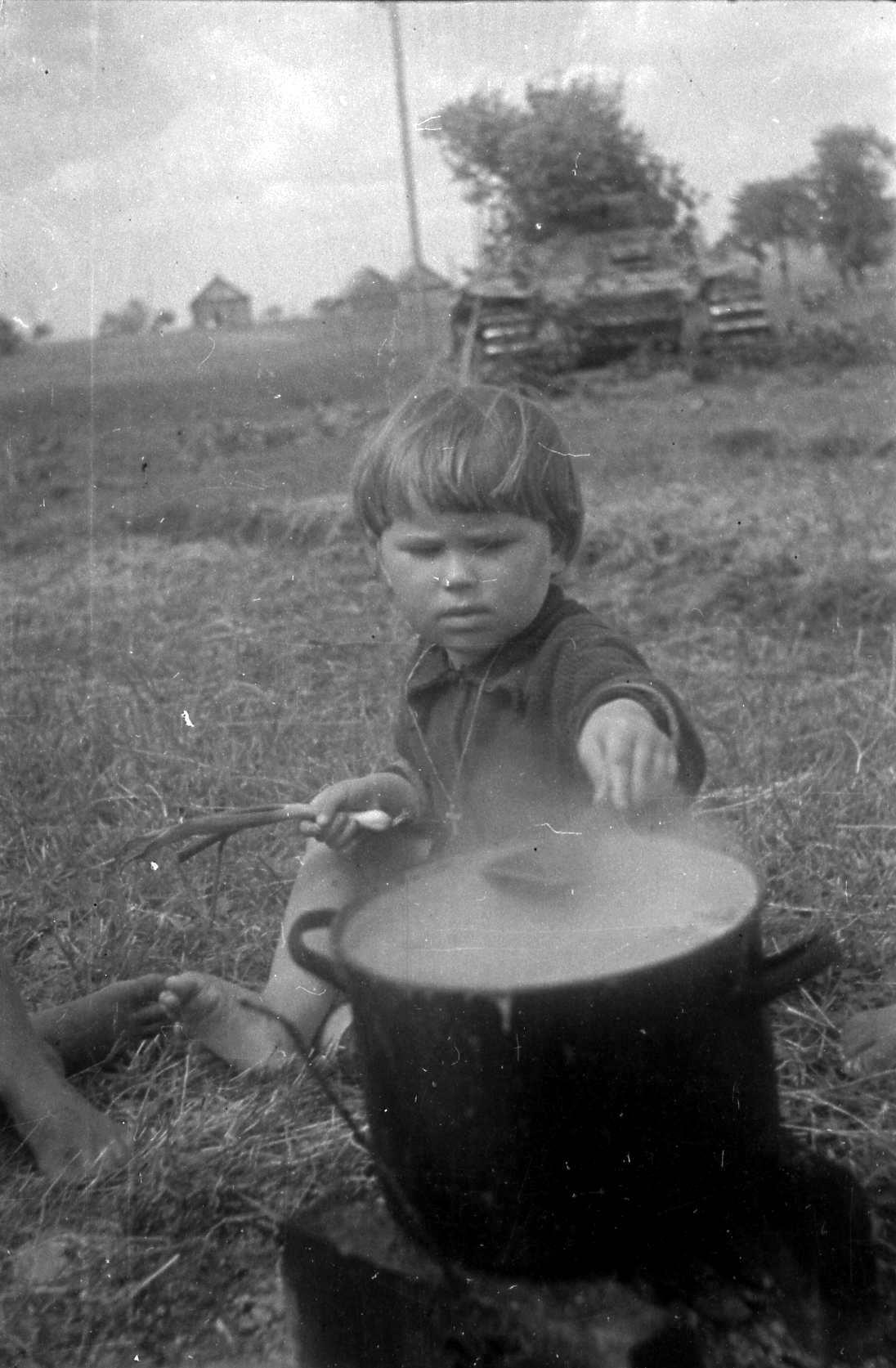 Белоруссия, 1944 год.