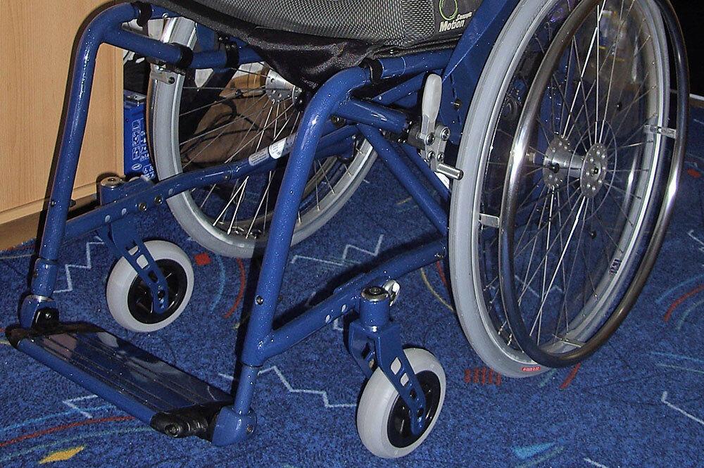 Инвалидная коляска Meyra X1