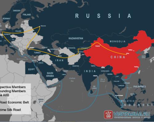 Россия ориентирует инфраструктуру на туристов из Китая