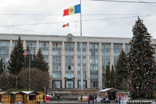 Новогодняя ночь в Кишинёве не будет праздничной - министр