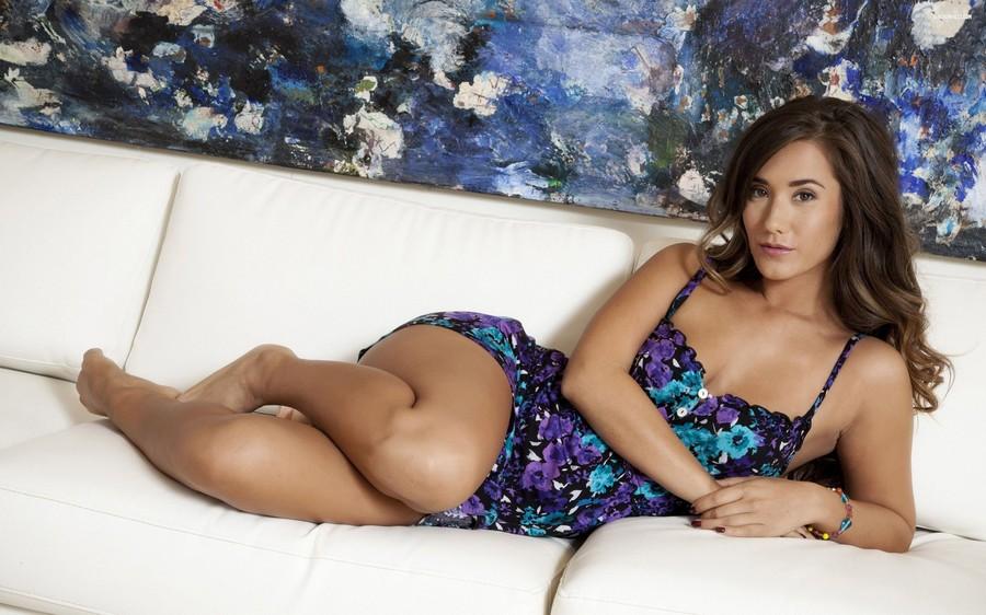 Топ 25 самых горячих порнозвезд 2017 года