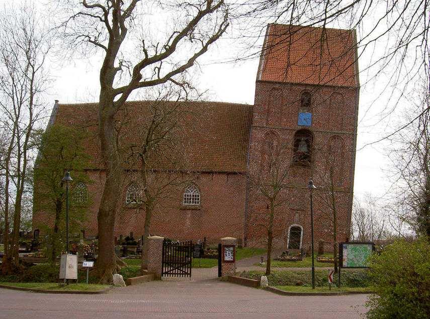 Церковь в Зуурхузене