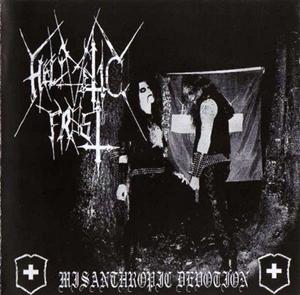 Hellvetic Frost - Misanthropic Devotion (2007)