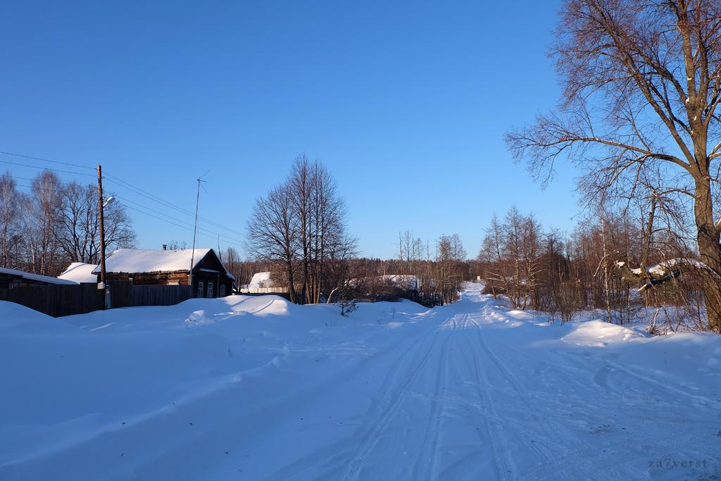 Золотниковская Успенская пустынь, Ивановская область, дорога к монастырю