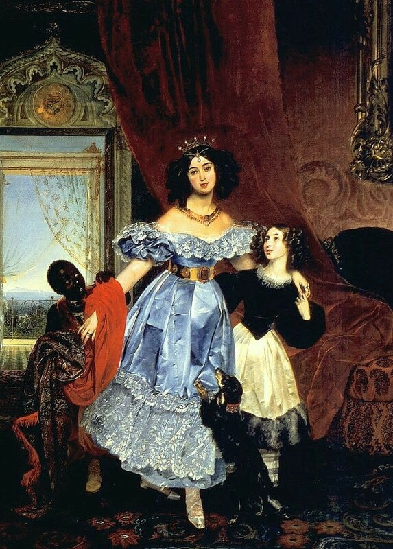 Countess_Samoilova_with_Giovanina_Pacini_by_K.Brullov_(1832-4,_Hillwood).jpg