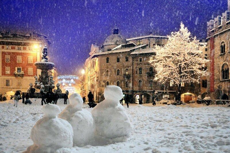 италия зимой фото сохраняет результаты измерений