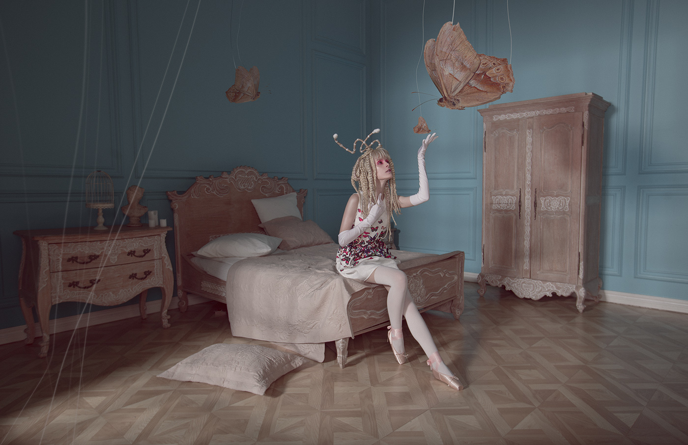Genesis / Ilona D.Veresk