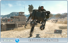 Metal Gear Solid V: Phantom Pain (Konami) (RUS|ENG|Multi6) [Lossless RePack] от SEYTER [upd. 05.12.2016]