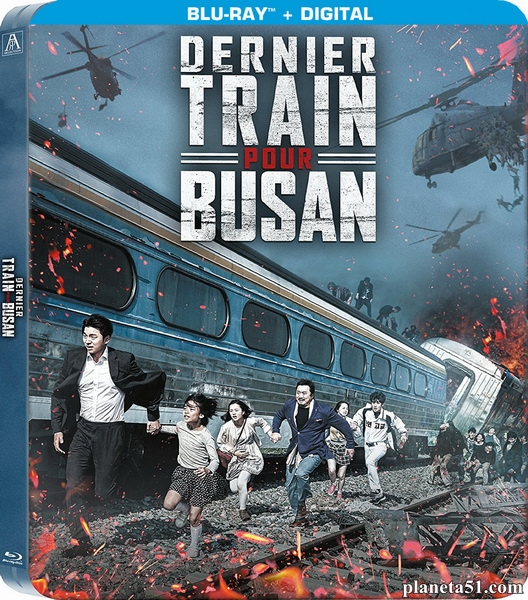 Поезд в Пусан / Busanhaeng / Train To Busan (2016/BDRip/HDRip)