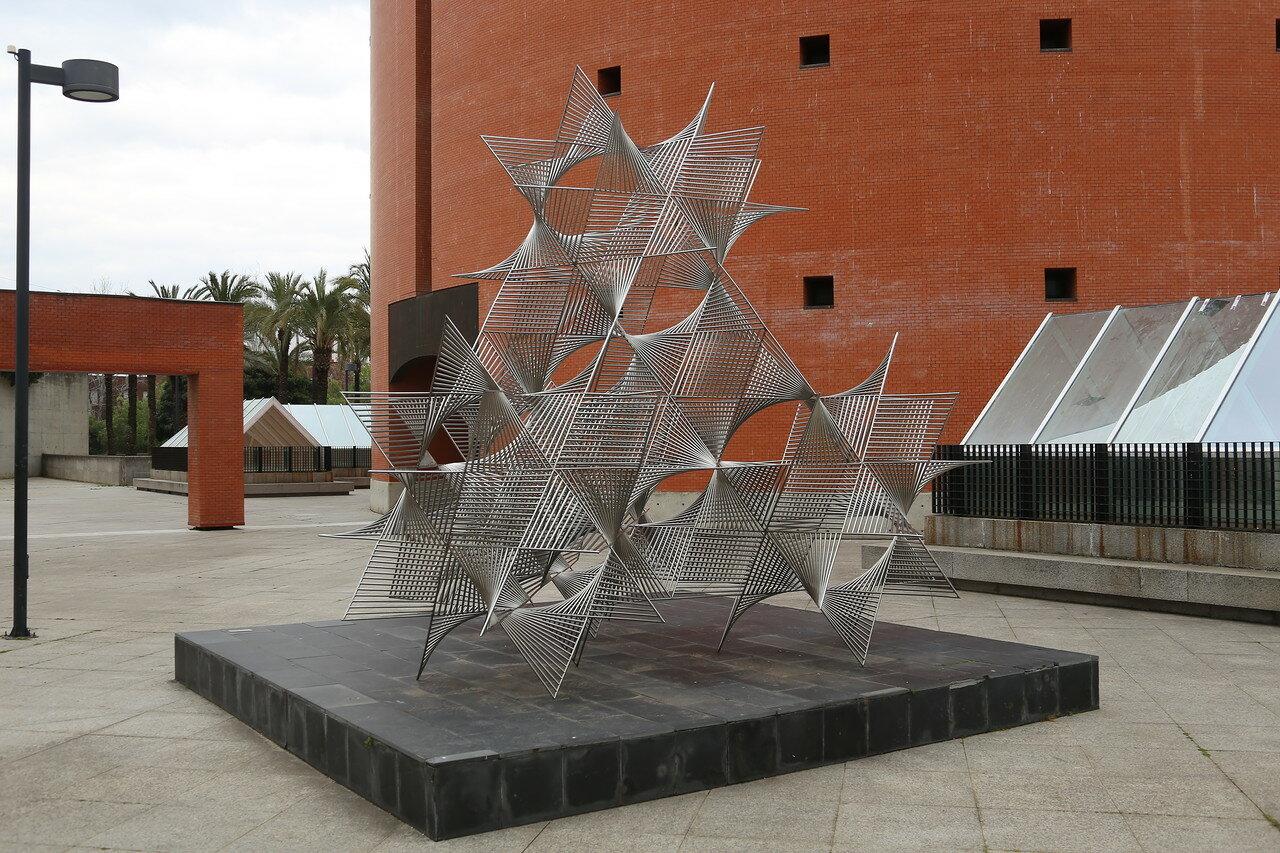 Ibero-American Museum of Contemporary Art (Museo Extremeño e Iberoamericano de Arte Contemporáneo), Badajoz