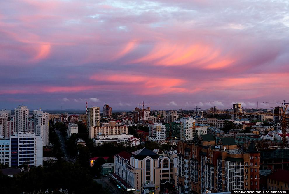 50. Хабаровск несколько раз побеждал в конкурсе «Самый благоустроенный город России».