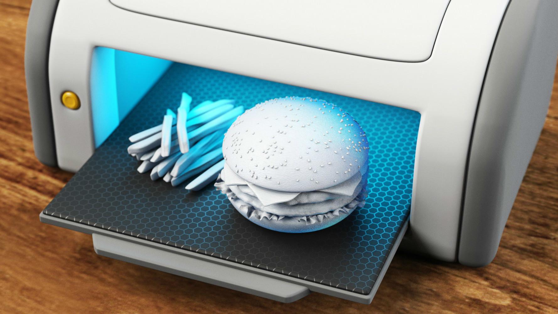 Еда из 3D-принтера: будущее, которого мы так боялись, уже наступило? (21 фото)