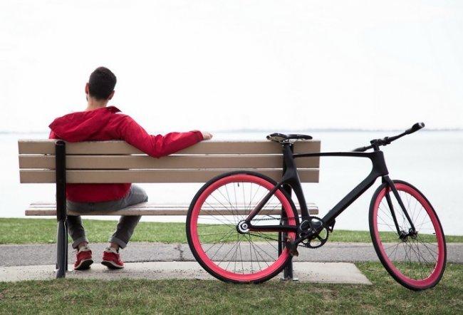 Vanhawks Valour – это один из первых в мире «умных» велосипедов, и некоторые его функции досту