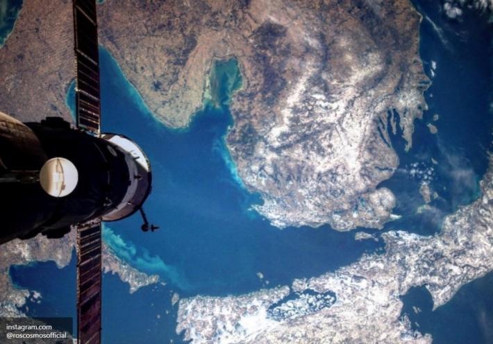 Канал RTпокажет панорамное видео изкосмоса